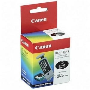 canon BCi-11BK black ink - for BC-11Ebubblejet 50, 55, 70, 80, 85