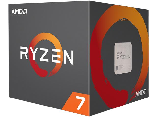 AMD RYZEN 7 1700X 3.4GHZ 8C AM4 - NO FAN