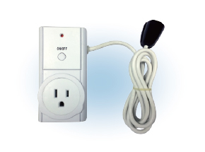 Compro Power iR switch - connect to home appliance for TN600RW/TN900RW to turn on/off remotely
