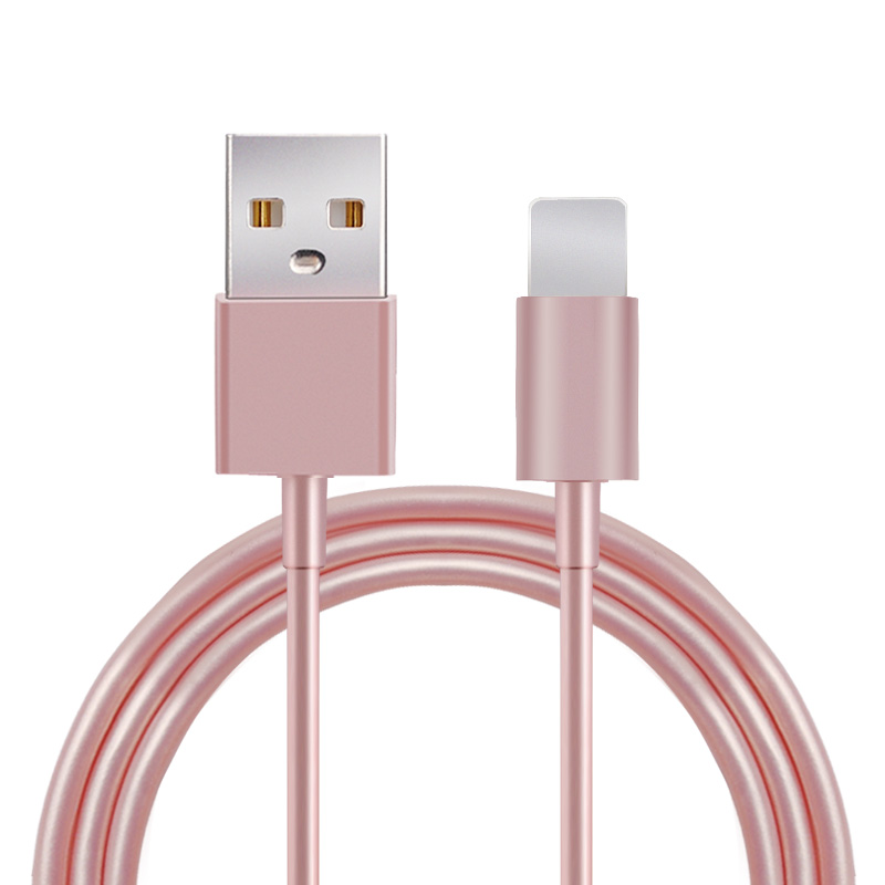 Adata U-cable 1m Aluminum Rose