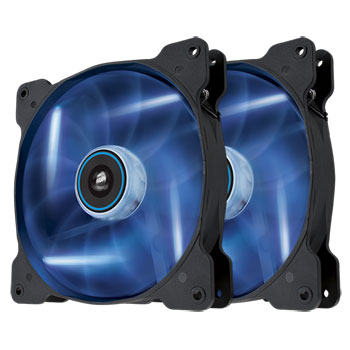 120mm Corsair SP120 Led bLuex2