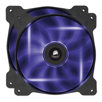 120mm Corsair SP120 Led Pur x2