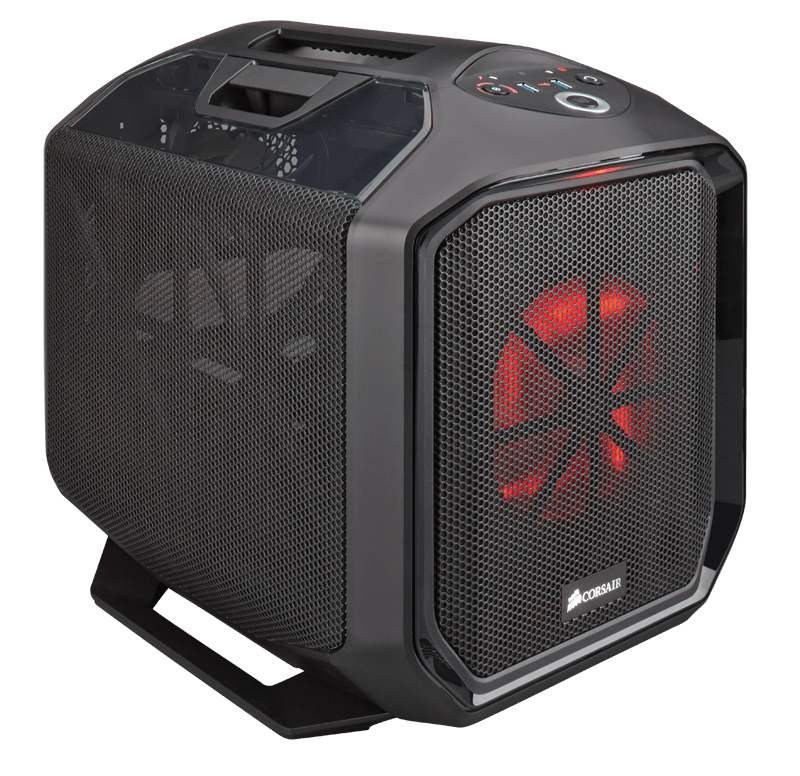 Corsair graphite 380T blacK
