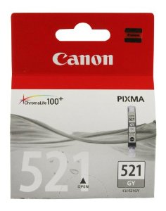 Canon CLi-521GY GreY ink - for pixma mp990