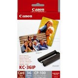 Canon KP-36iP ink  paper ( 4x6 - 36 sheets ) - for selphy CP510,