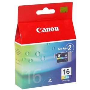 canon bci-16 color ink - for canon Selphy DS700 , DS810 , iP90, ip90Vpixma mini220