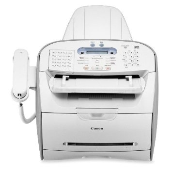 Canon Fax-L170  Handset  a4 plain paper laser fax with usb laser printer function , 256 shades grey scales halftone , 30 pages ADF, 150s auto feeder , 340pages fax memory , 33.6kbps super G3 modem , direct mail prevention , 30x 1-touch dial  100 coded dia