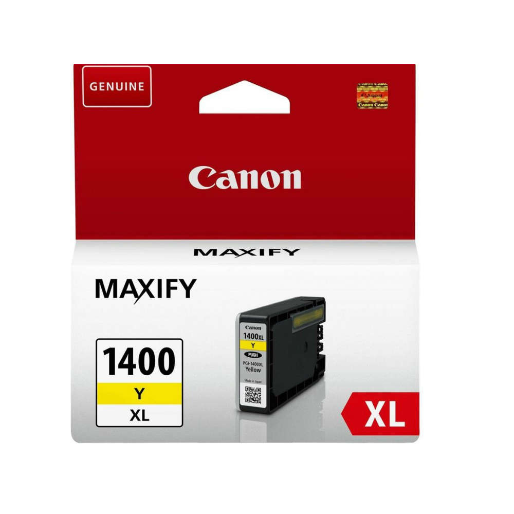 Canon pgi-1400xl Yellow , 935pages - for maxify MB2040, MB2340