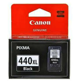 Canon PG-440XL black - 600pages - for pixma MG2140, MG2240, MG3140, MG3240, MG3540, MG4140, MG4240MX374, MX394, MX434, MX454, MX514, MX524