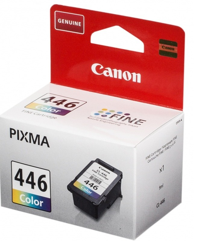 Canon CL-446 color ink , 180pages - for pixma MG2440, MG2540