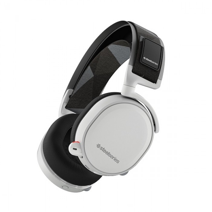 Steelseries Arctis 3 White 7.1 surround sound headset