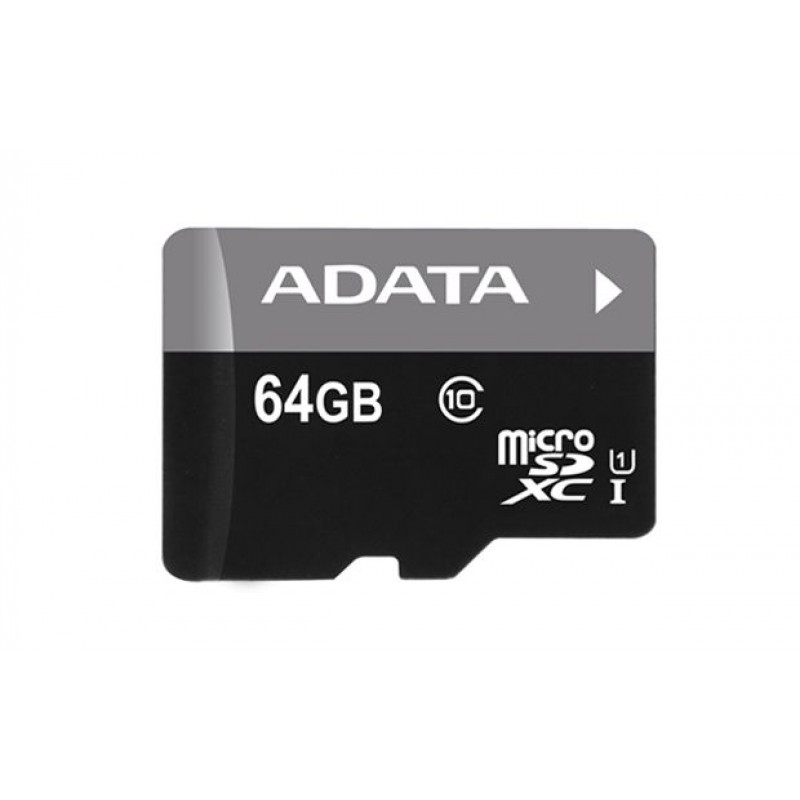 ADATA Premier Pro ASDX64GUi3CL10-R 64Gb SDXC ( Secure Digital eXtended Capacity ) , not compatible with SDHC ONLY camera/reader - UHS-i U3 ( UHS-i / SD3.0 ) , with SDMI , read/write : 95/60mb/sec  , 1300/100 ioPS read/write - lifetime warranty , retail pa
