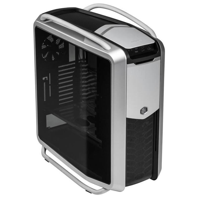 Coolermaster RC-1200-KKN2 Cosmos ii Silver  Windowed