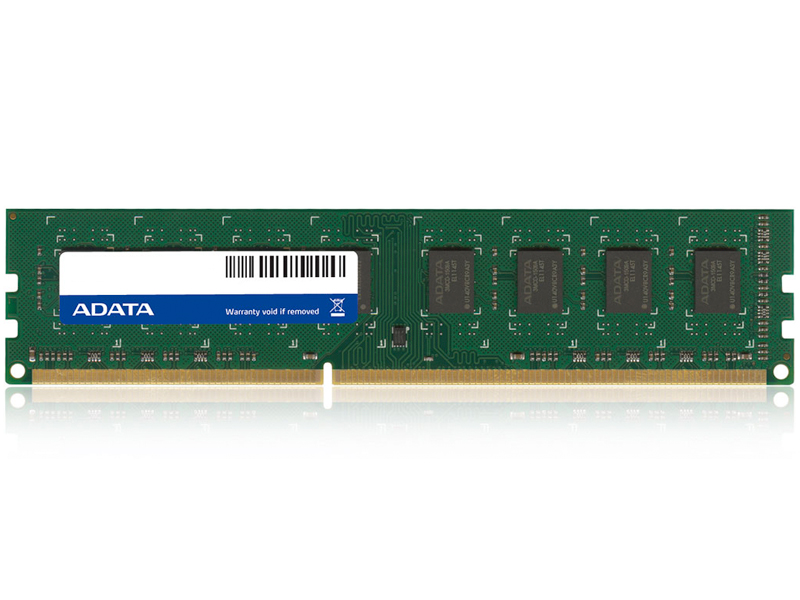 Adata AD2U800B2G5 Valuselect , 2Gb ddr2-800 ( pc2-6400 ) , CL5 , 1.8v - 240pin - lifetime warranty