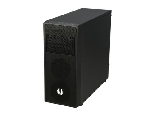 Bitfenix BFC-NEO-100-KKWKA-RP Neo Windowed - blacK  blacK mesh front panel , SofTouch surface treatment , no psu ( bottom placed  multi-direction psu design ) , support 300mm long card  1x usb 3.0  1x usb2.0  audio in/out - 2x 5.25 external , 1x 5.25 inte