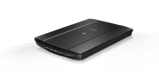 Canon LiDE 120 cis scanner , usb-powered , 2400x4800 / 19200 dpi , preview 14sec , 4848/24bit , 4x EZ buttons  with Z-lid - usb 2.0