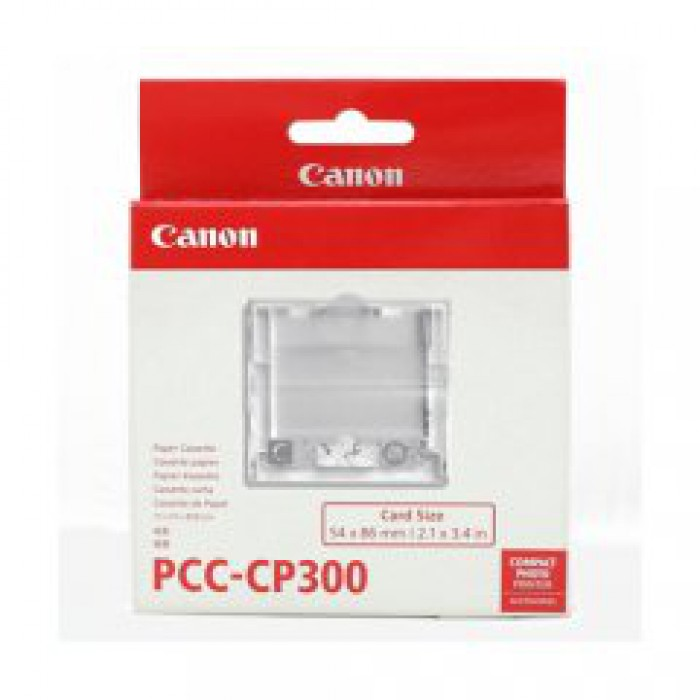 Canon PCC-CP300 credit card size paper cassette - for selphy CP5