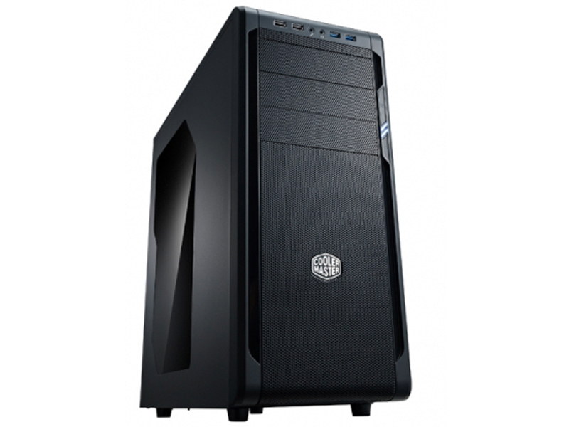 Cm N500 Windowed case