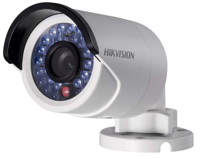 HIKVISION 2.0MP 4MM IP66 MINI-BULLET