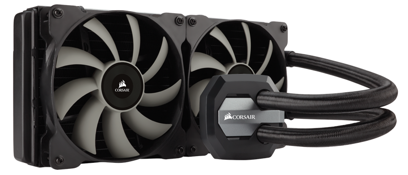 Corsair H110i GTX water cool