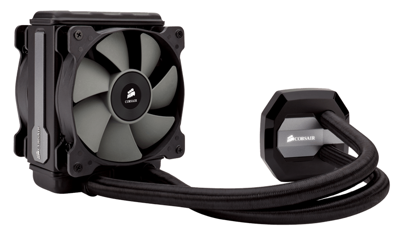 Corsair H80i GT watercooling
