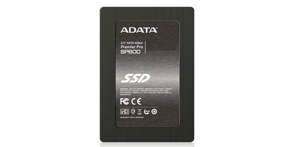 Adata 2.5 512Gb SP600