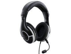 Coolermaster / CM Storm SGH-2000-KWTA Ceres-300 gaming headset - 90mm earpad  40mm drivers , detachable noise-cancellation mic , in-line remote control , 3.5mm