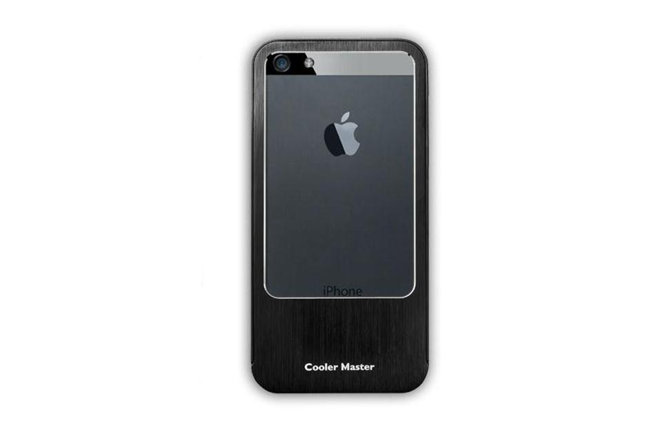 CM IPhone5 Bumper blacK