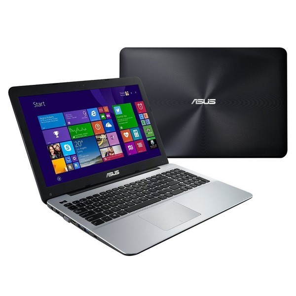Asus F555ub-xx213T , with iceCool palm rest  SonicMaster lite audio  Altec Lansing SRS speakers  VGA webcam , Instant on in 2 seconds and up to 14-day standby - intel sKylake Core i7-6500U - Dual core hyper-threading ( 4-threads ) , 2.5Ghz upto 3.1Ghz tur