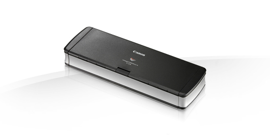 Canon P-215 high speed document scanner , usb-powered , 280x95x4