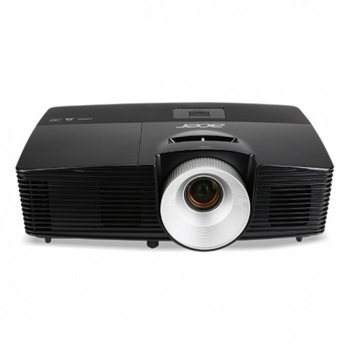 Acer X113P DLP black projector ( 3D ready ) with remote control - SVGA ( 800x600 ) , 3000ansi , contrast ratio 20000:1  video input : RCA  s-video  d-sub  mini USB  93x314x223mm , 2.5kg