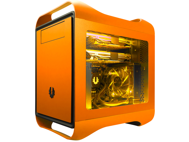 Bitfenix PRodigy-M Orange Wind