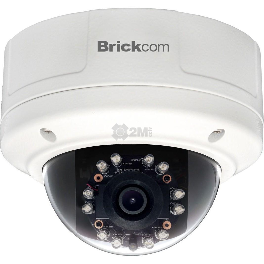 BRICKCOM 1.3M ECONOMY VANDAL DOME IP67