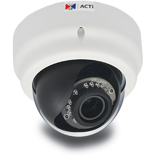 ACTI 3MP DOME VF WDR S-IR IK 09