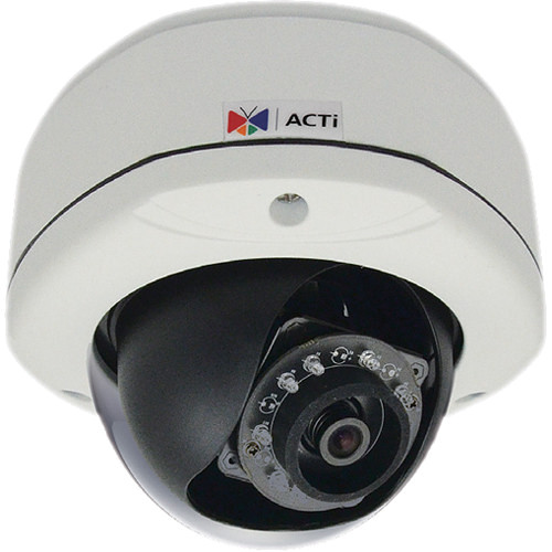 ACTI 3MP DOME VF S-IR IP67 IK 10