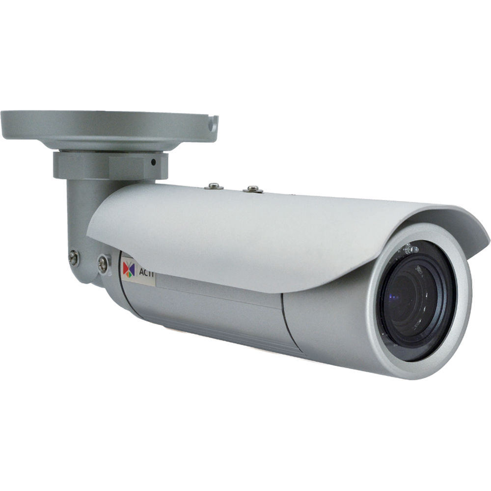 ACTI 2MP BULLET VF WDR S-IR IP68 IK 10