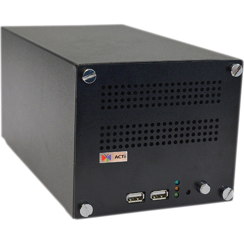 ACTI 4 CHANNEL NVR, UP TO 2X HDD, HDMI