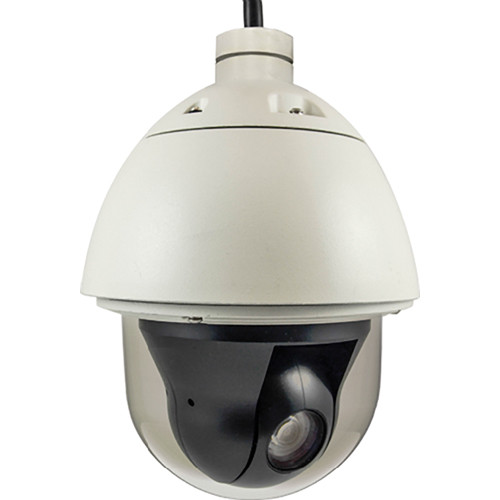 ACTI 2MP SPEED DOME 30X WDR IP66, POE