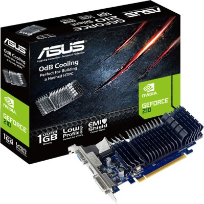 ASUS EN210 1Gb D3 with fan