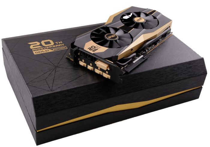 Asus gtx980Ti Gold edition