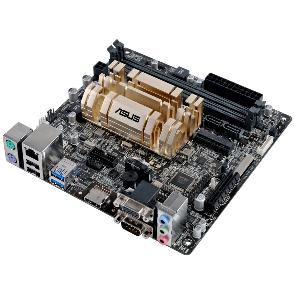 Asus N3050i-C with CPU