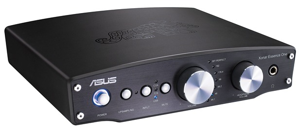 Asus Xonar Essence One Muese edition - MUSES 01 Op-Amps with oxygen-free copper interconnects , ASD ( Advanced Symmetry Die-bonding ) Technology , USB digital-to-analog converter , 8x symmetrical upsampling and 120dB SNR , built-in 600ohms headphone amp ,