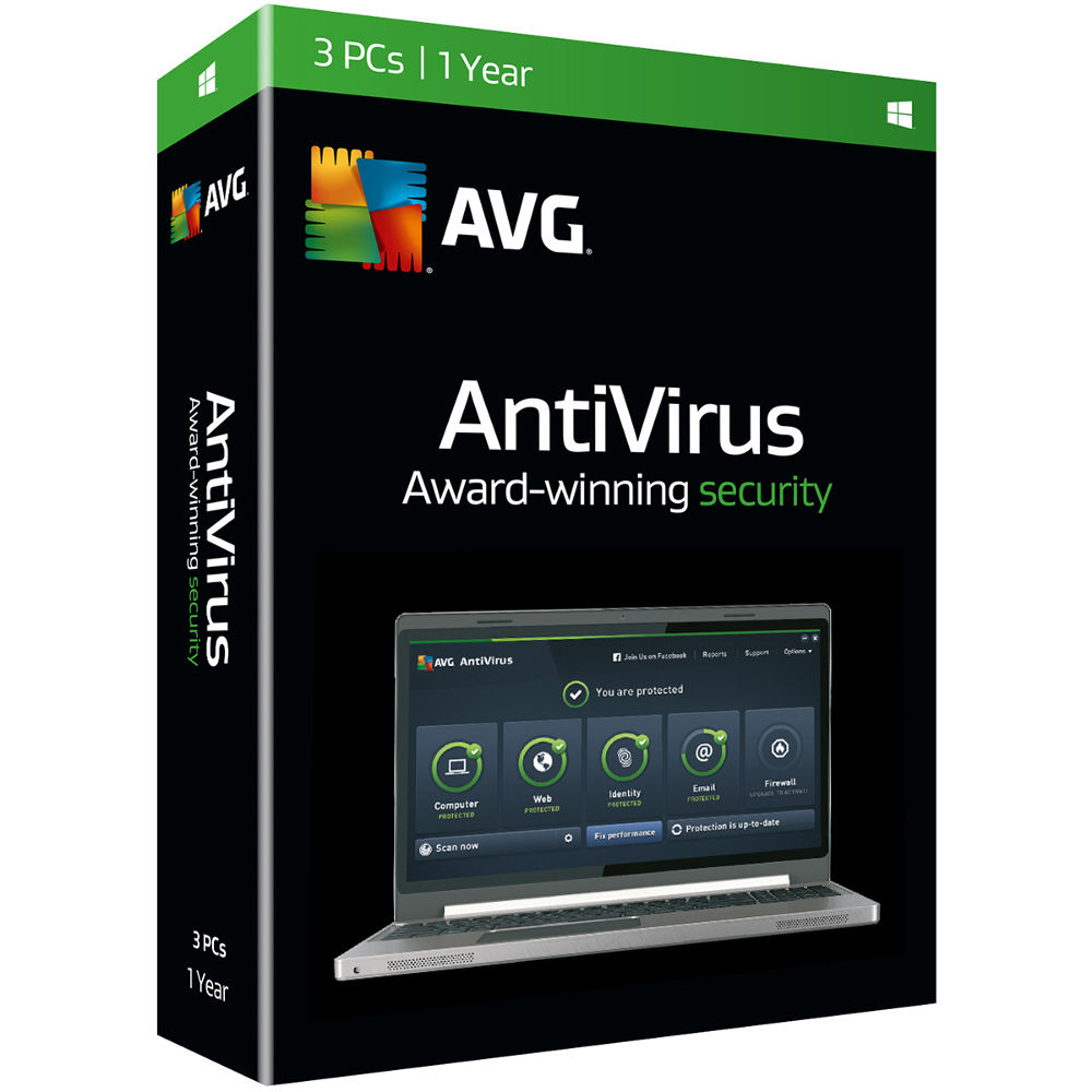 AVG ANTI VIRUS 3 USER
