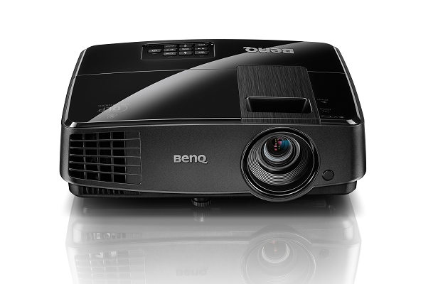 Benq Projector MS504       800 x 600 Resolution, 3000 ANSI Lumens, 13000:1 Contrast Ratio,  D-Sub, RCA, S-Video Inputs, Remote Control - No HDMI, Built in Speaker, USB Port