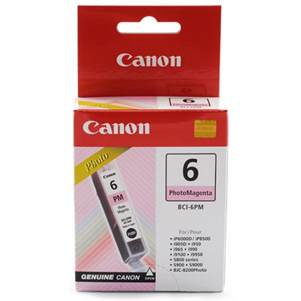 canon bci-6R Red - for ink-tank i990, i9950  ip8500