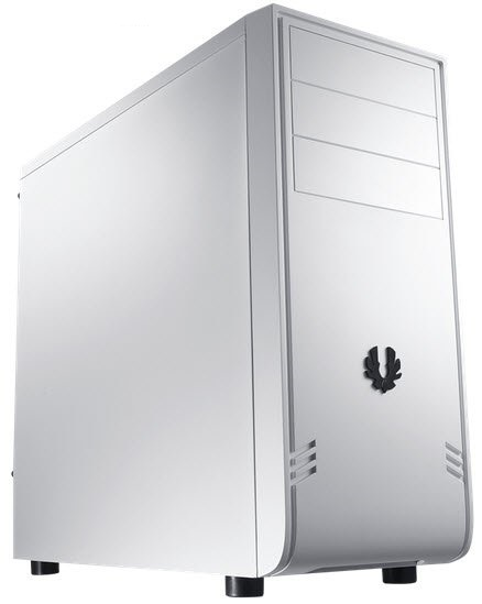 Bitfenix BFC-COM-100-WWXS1-RP COMrade - White , SofTouch surface treatment , no psu ( bottom placed  multi-direction psu design ) , support 300mm long card  2x usb 3.0  2x usb2.0  audio in/out - 3x 5.25 external , 3x 3.5 internal , 3x 2.5 internal - 1x 12