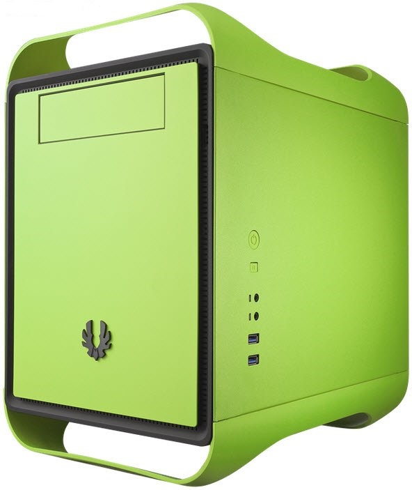 Bitfenix Prodigy Green Window