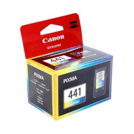 Canon CL-441 color ink , 180pages - for pixma MG2140, MG2240, MG3140, MG3240, MG3540, MG4140, MG4240MX374, MX394, MX434, MX454, MX514, MX524