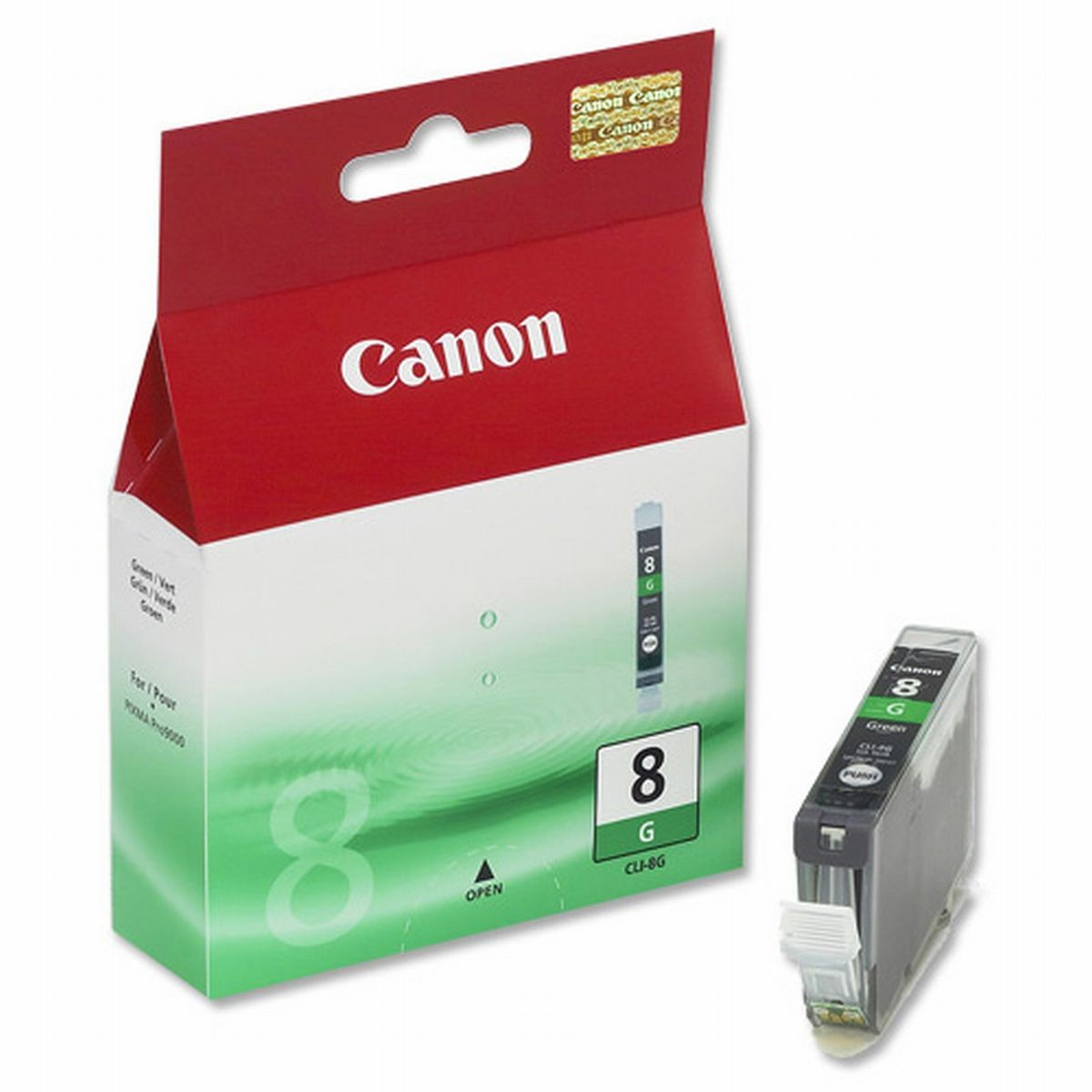 canon CLi-8G Green - for pixma Pro9000