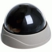 Compro 6 aluminum dome enclosure - weather proof for indoor or o